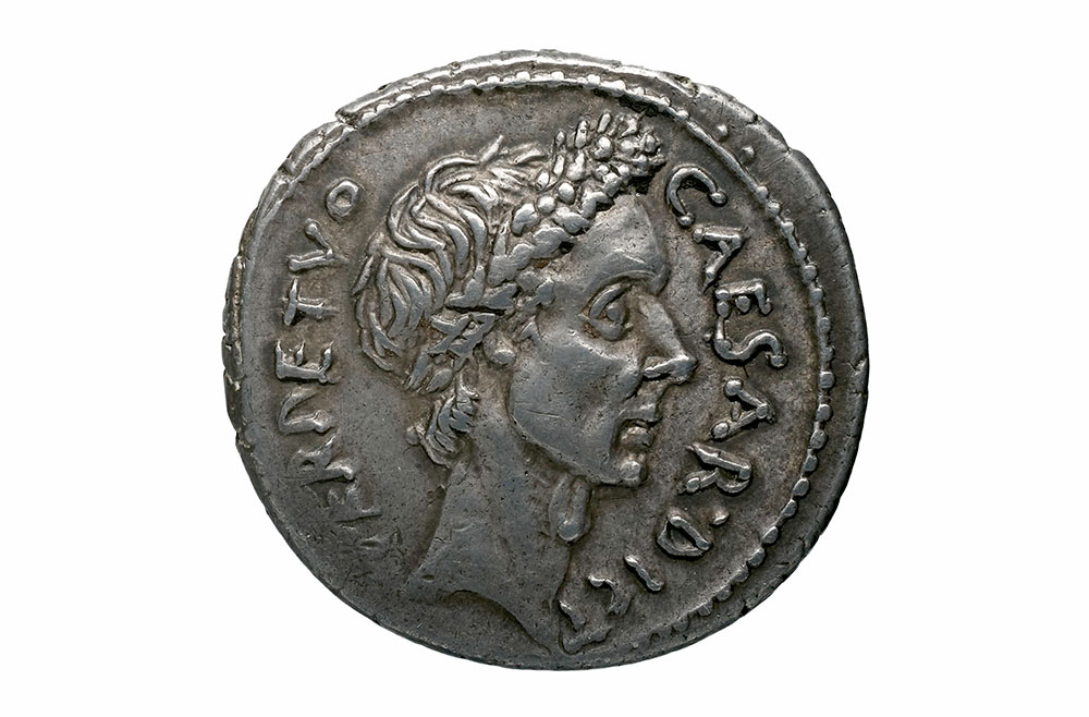 82 : Sylla's Proscription<br/>52 : Siege of Alesia by Caesar<br/>27 : Octavian becomes Augustus