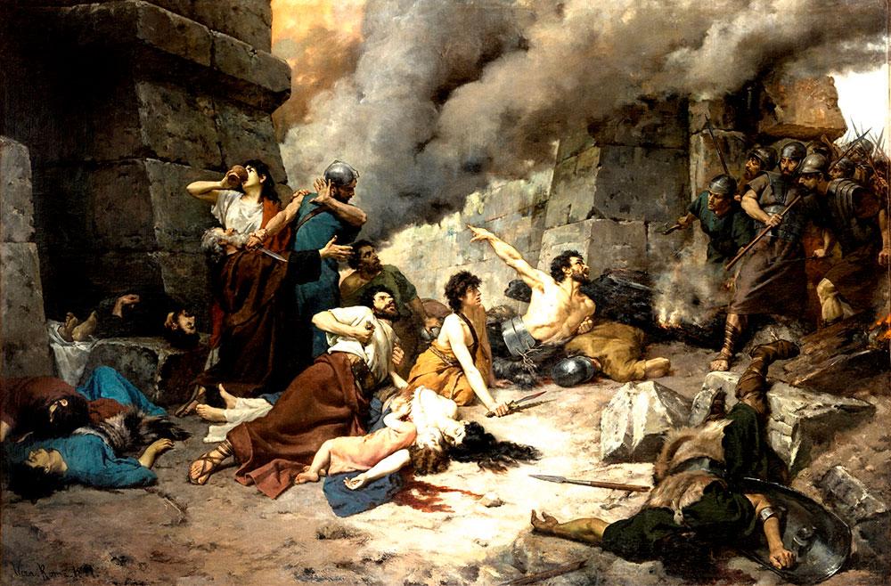 196 : Greeks proclaimed free in Rome<br/>172-168 : Troisième Guerre de Macédoine<br/>146 : Sacking of Carthage and Corinth<br/>133 : Siege of Numantia