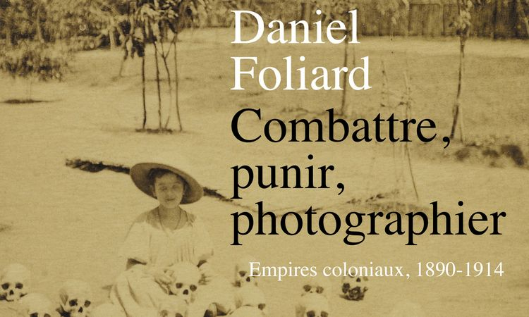Combattre punir photographier Folliard couverture