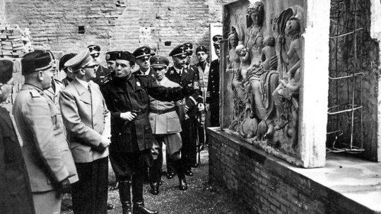 Hitler à Rome